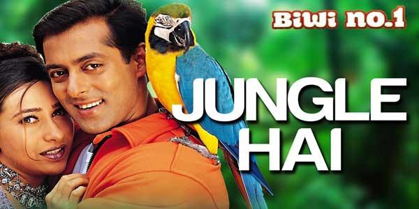 ترجمهی فارسی ترانهی هندی Jungle Hai Aadhi Raat Hai از فیلم بالیوودی Biwi No. 1